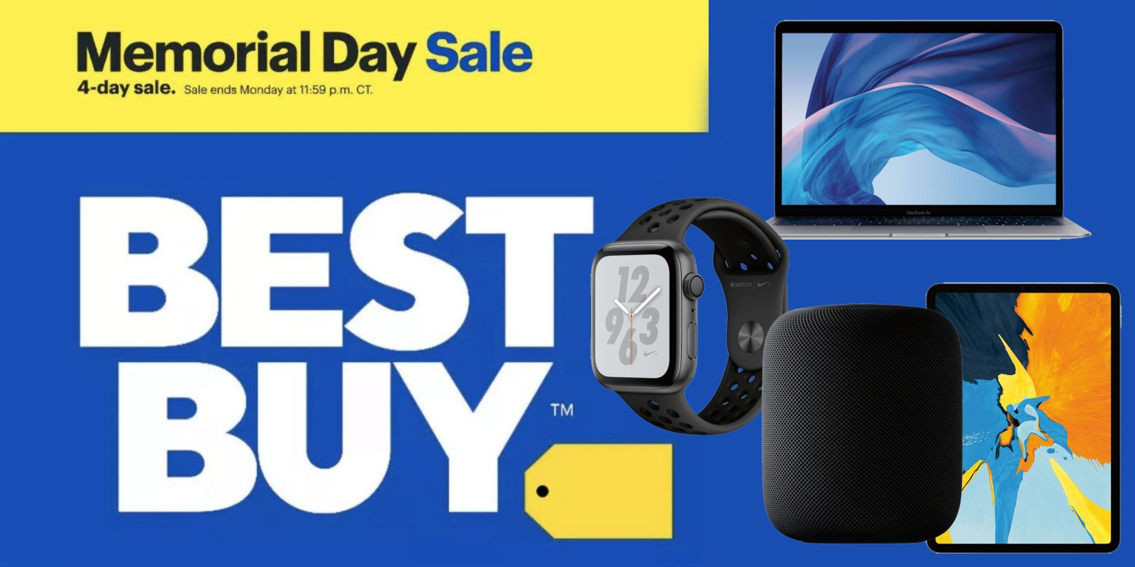 Best Buy Memorial Day Sale
