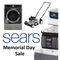 Sears Memorial Day Sale